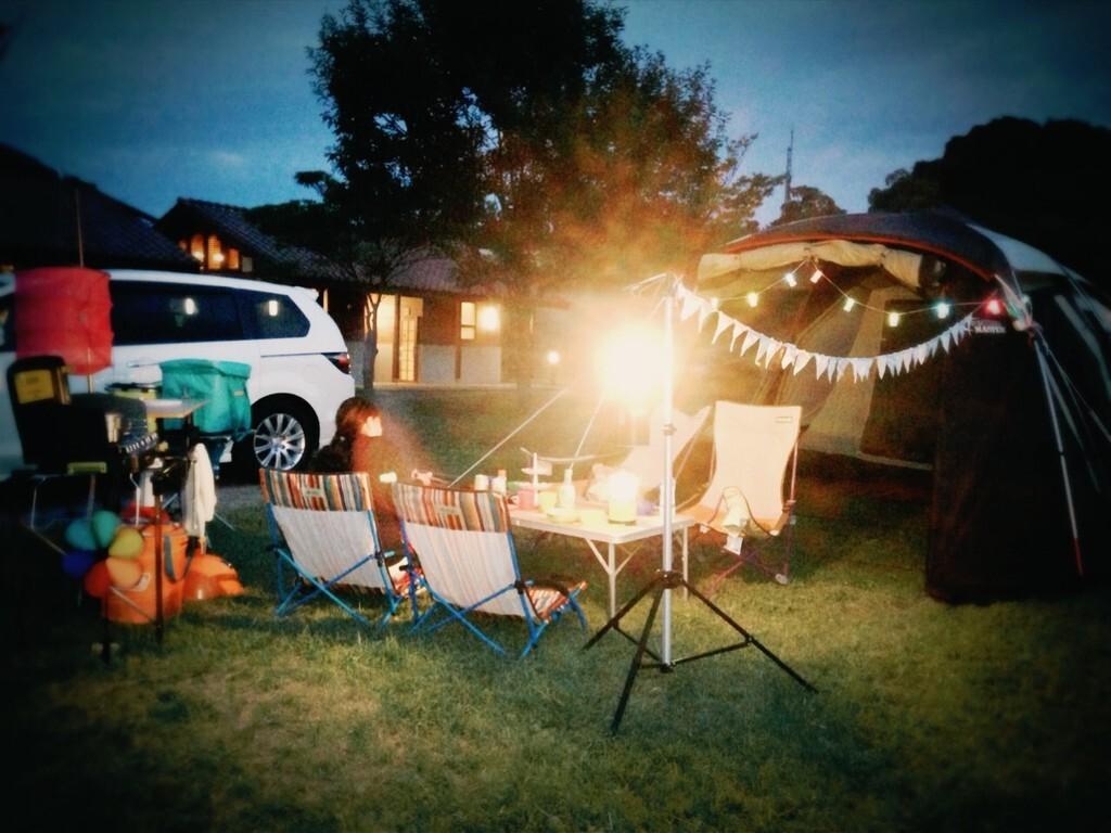 菰沢公園オートキャンプ場 の写真p3455