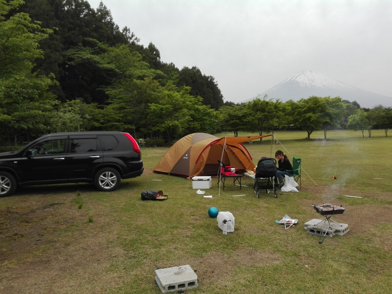 やまぼうしオートキャンプ場 の写真p5866